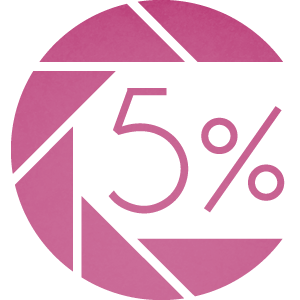 Pink Shutter's 5% Promise | How we Give Back to the Community