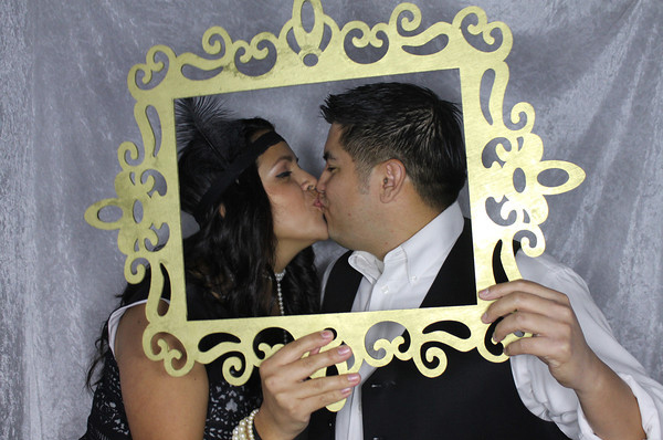 Photo Booth Image from Paulina's 30th Birthday Party | Los Angeles 1.26.13