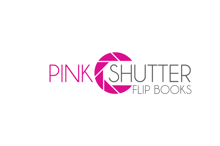 Front Cover with Pink Shutter Logo