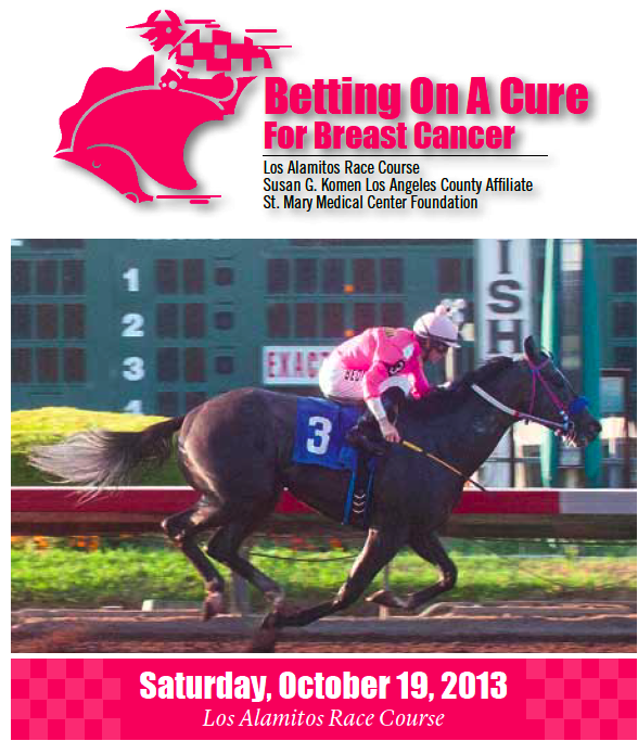Betting on a Cure for Breast Cancer | Saturday, October 19, 2013