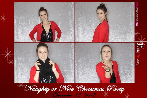 Photo Booth Image from Naughty or Nice Christmas Party | 12.13.2013