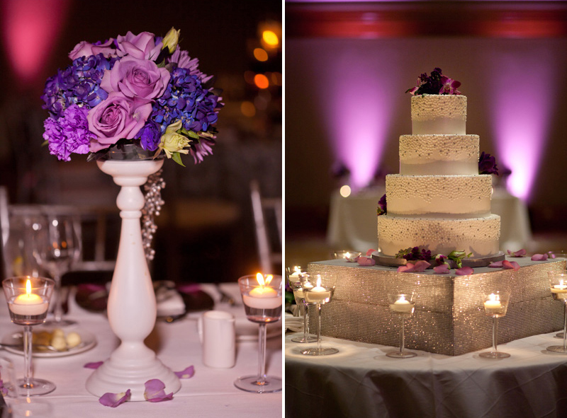 Cake and Table Centerpieces