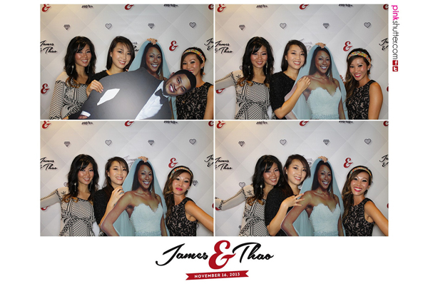 Photo Booth Image from James and Thao | 11.16.2013