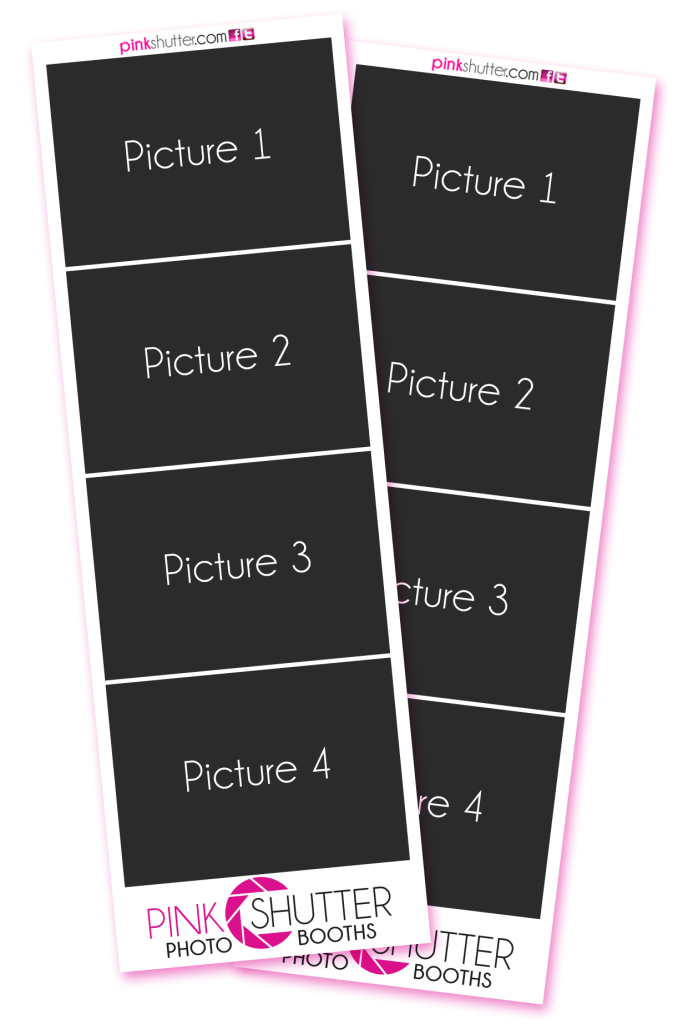 Double Auto-Cut 2in x 6in Photo Strips