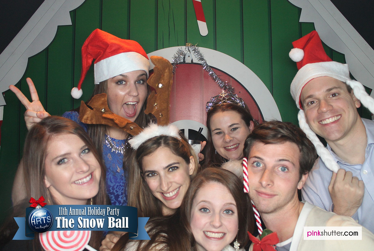 11th Annual Holiday Party The Snow Ball