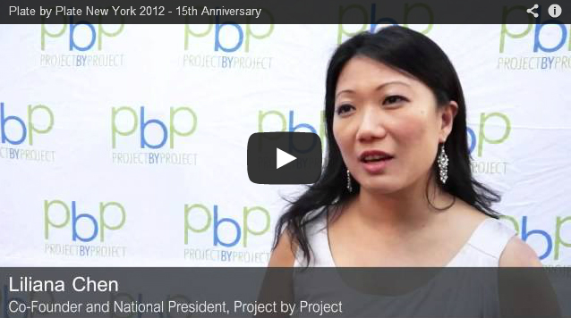 President of Project by Project Talks About Plate by Plate Event on Youtube