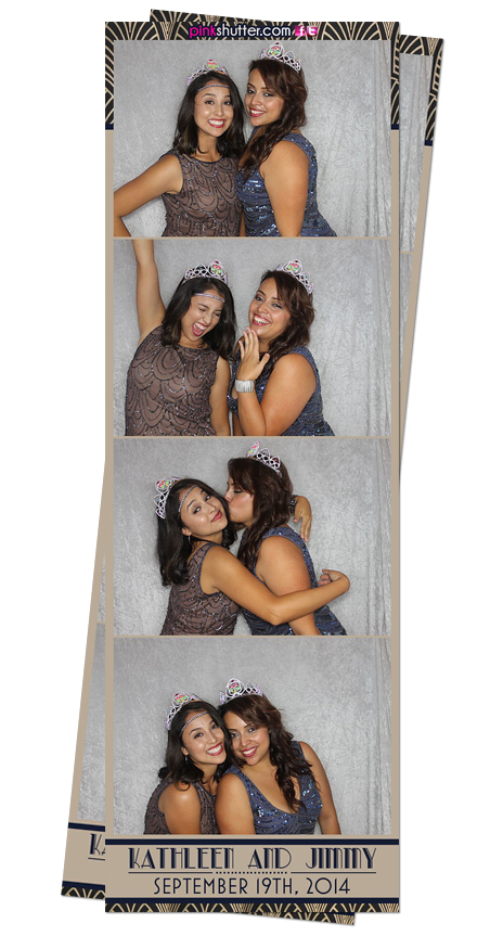 Photo Booth Image from Kathleen and Jimmy Wedding | 9.19.2014