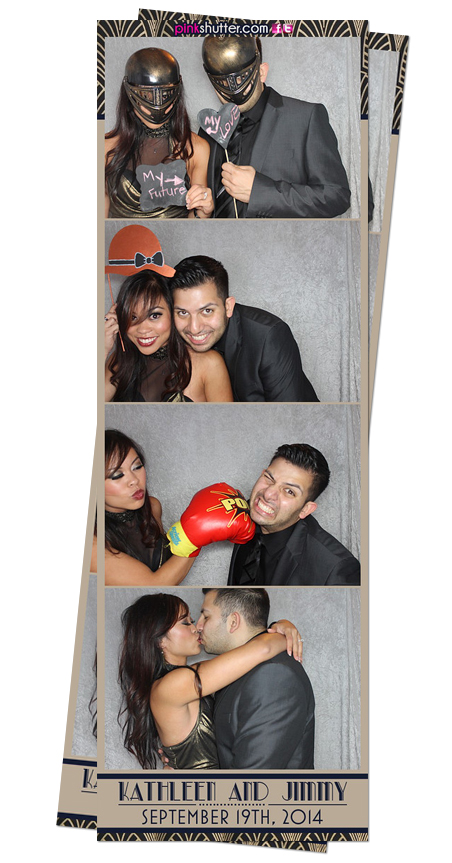 Photo Booth Image from Kathleen and Jimmy Wedding   9.19.2014