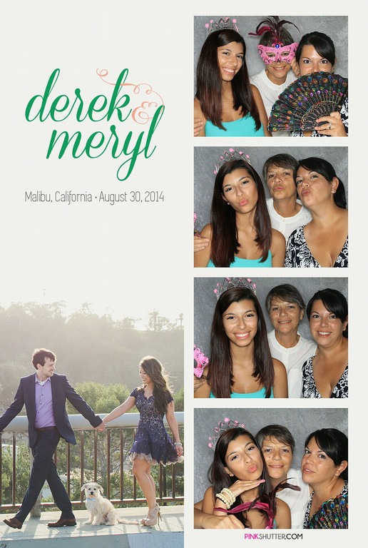 Photo Booth Image from Meryl and Derek's Wedding | 8.30.2014