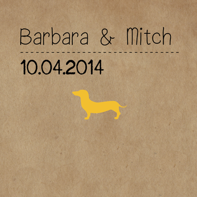 Front Cover Barbara & Mitch 10.04.2014