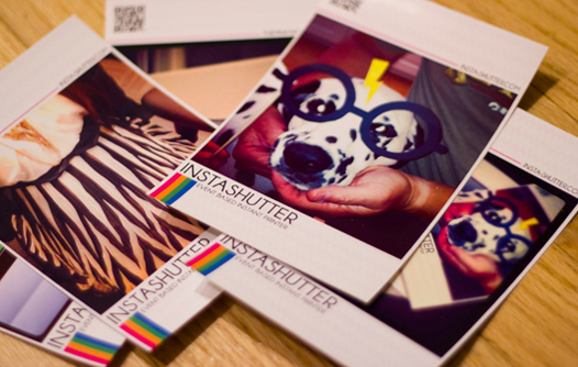 Instagram Photos Printed Instantly