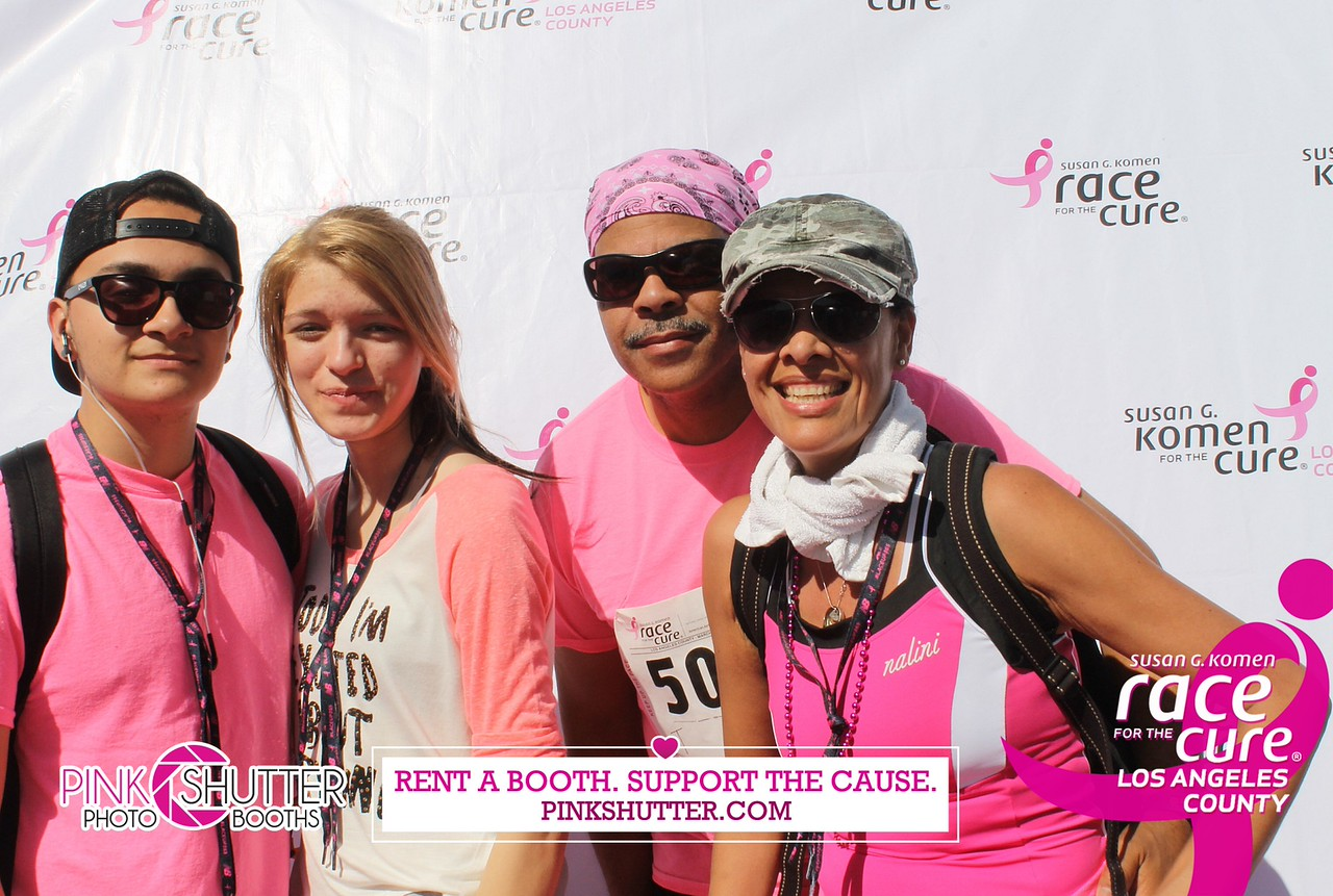 Photo Booth Image from Race for the Cure | 3.7.2015