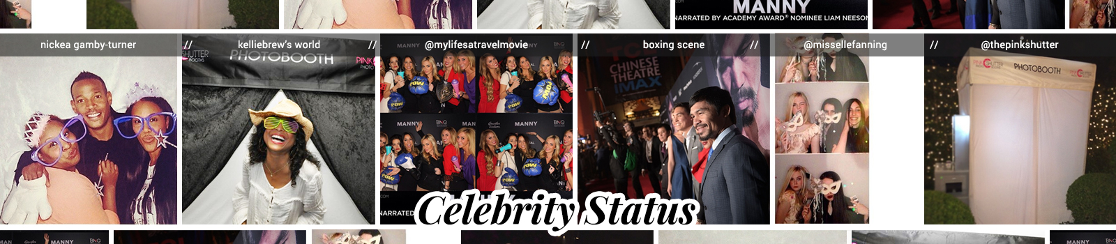 Event Photos Show Marlon Wayans, Elle Fanning, and Manny Pacquiao