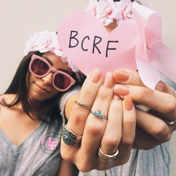 LF Stores Partner with BCRF