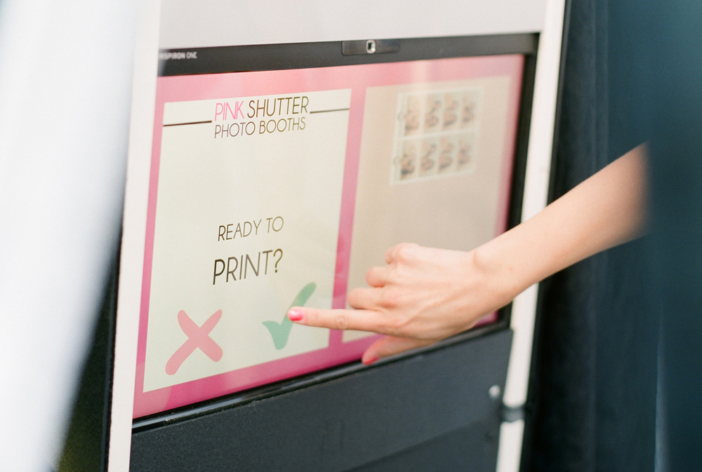 Use Our Touchscreen to Print When You're Ready
