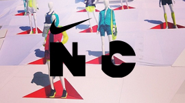 Nike Training Camp Logo