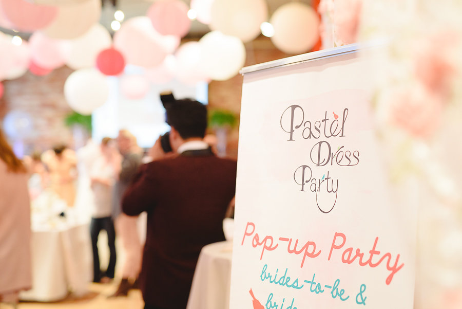 Bridal Show Put on by Pastel Dress Party